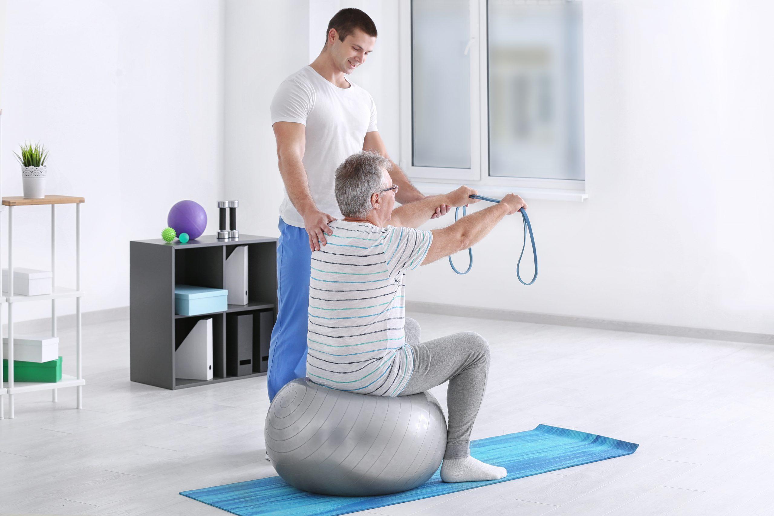 Schulung zur Optimierung des Bewegungs- und Haltungsapparates